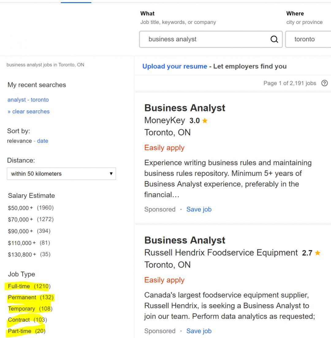 年薪6万+的analyst岗位,没有工作经验就彻底没戏么?