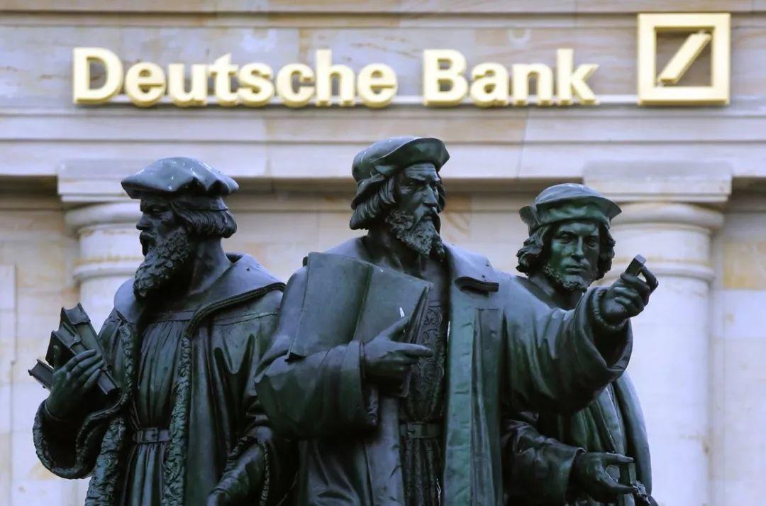 德意志银行恐怖大裁员,投行业真的已经在衰败的路上一去不回了么?